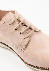 Apple of Eden - ROSE - Casual lace-ups - nude - 2