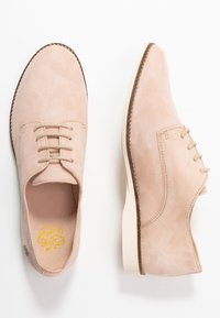 Apple of Eden - ROSE - Casual lace-ups - nude - 3