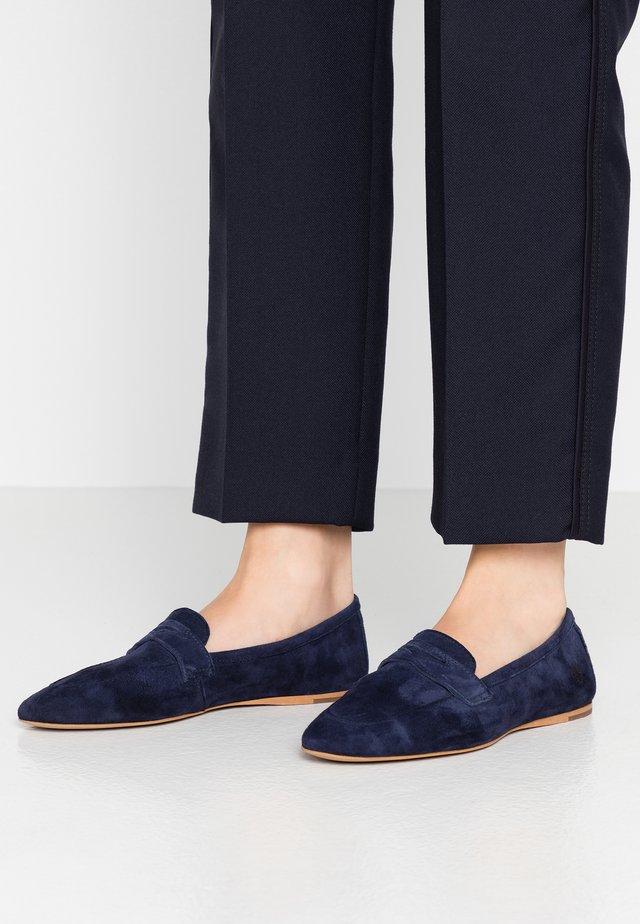 ZOE - Slip-ons - dark blue