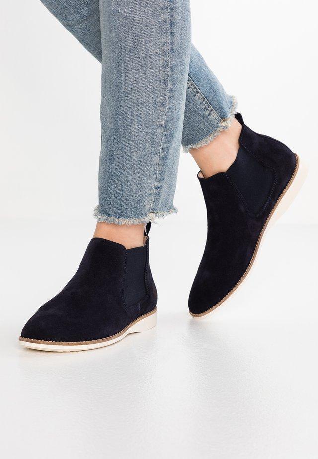 RAYA - Ankle boots - dark blue