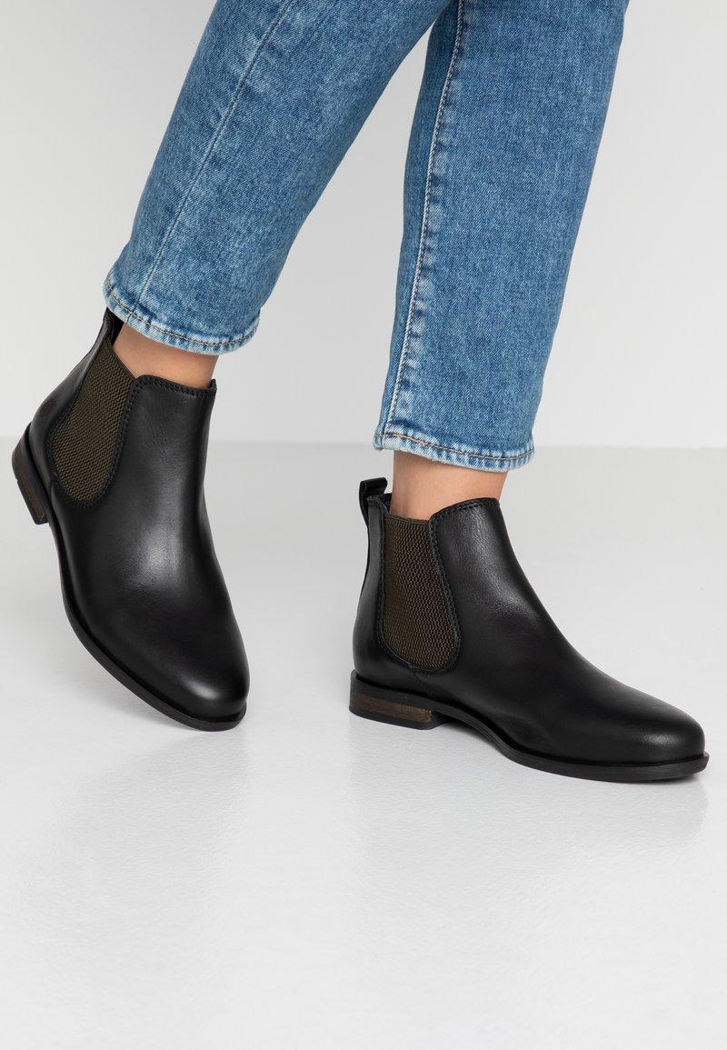 Apple of Eden - MANON - Ankle Boot - black