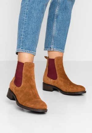 GABY - Bottines - cognac