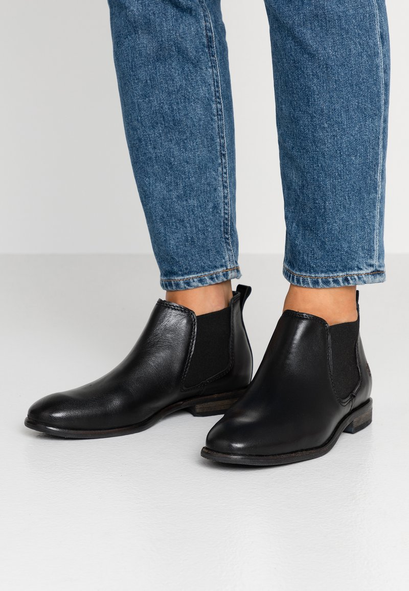 Apple of Eden - ANNA - Ankle Boot - black