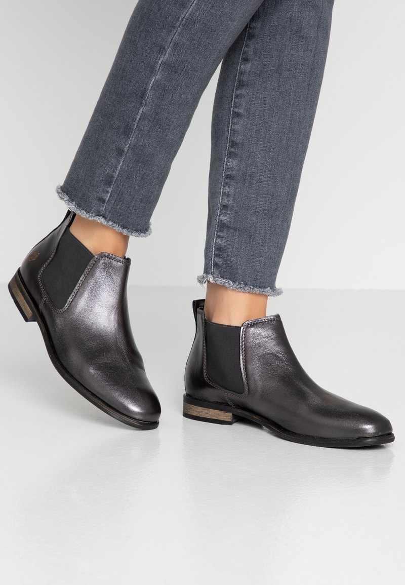 Apple of Eden - ANNA - Ankle Boot - antracite