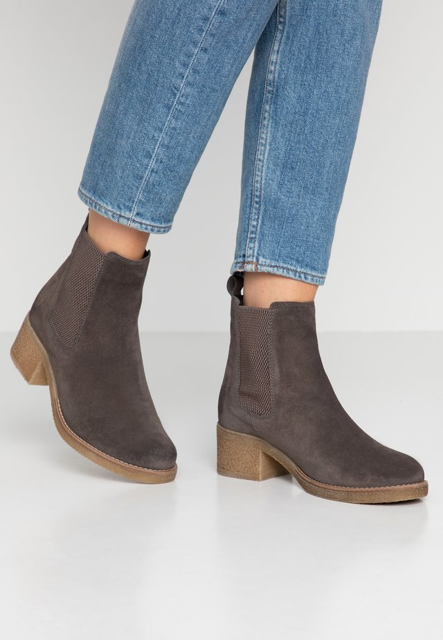ZORA - Ankle boots - dark grey