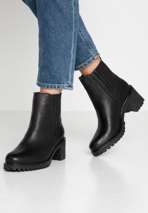 ALICIA - Kotníkové boty - black