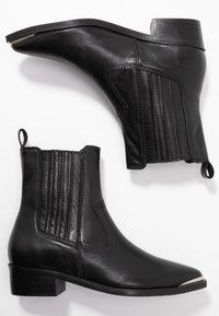 Apple of Eden - WHITNEY - Classic ankle boots - black - 3