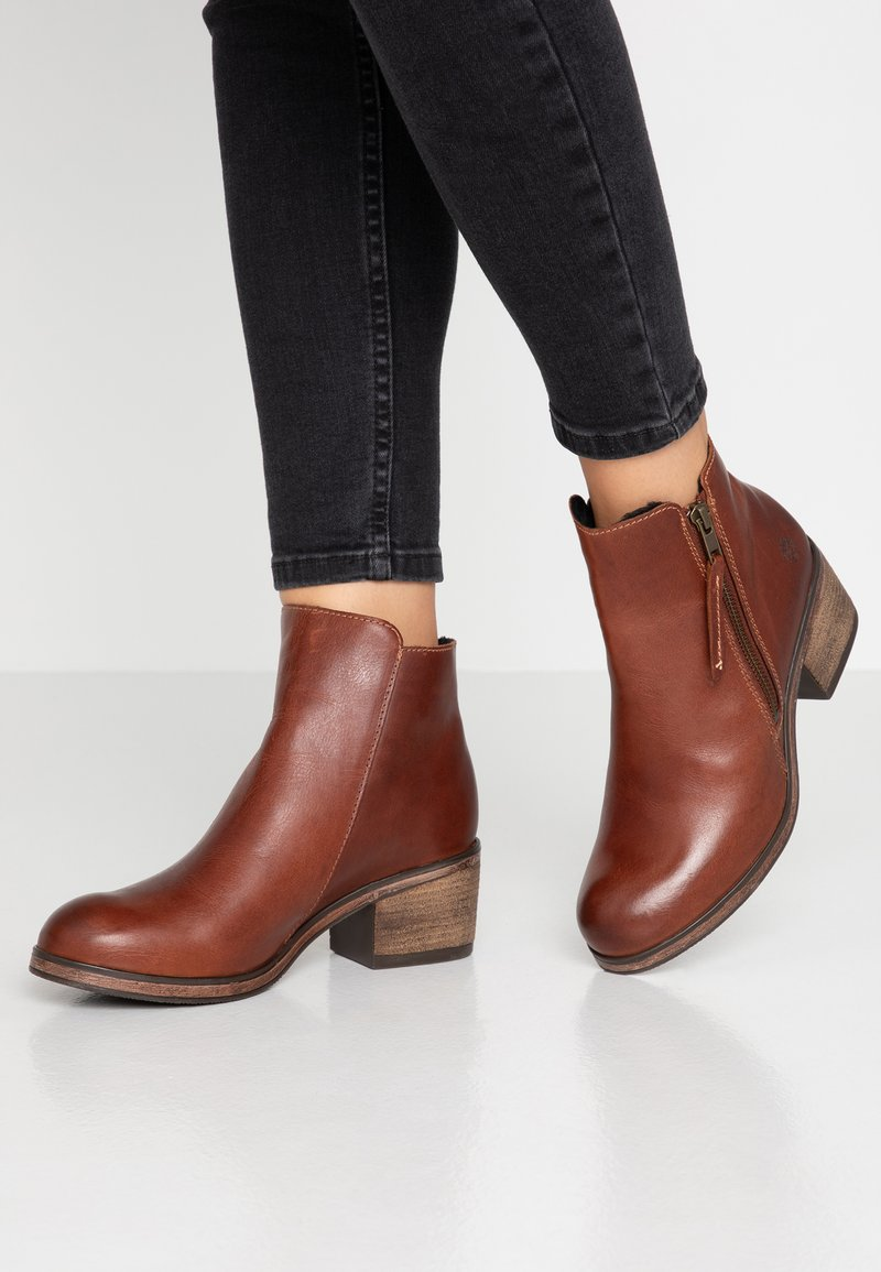 Apple of Eden - LOTTE - Ankle boots - brown