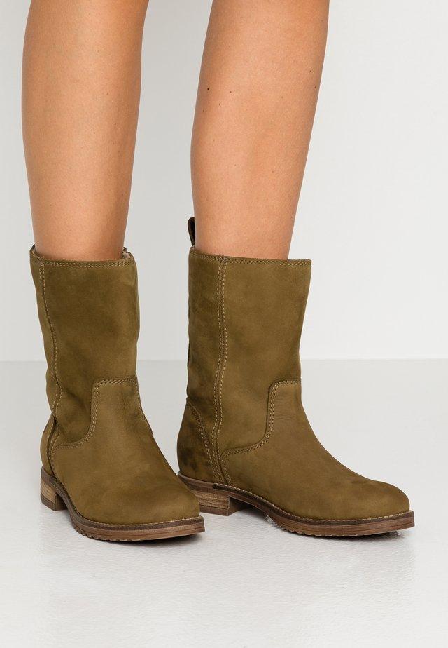 DARIA - Boots - khaki