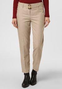 Apriori - Trousers - beige - 0