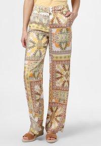 Apriori - Trousers - gelb - 0