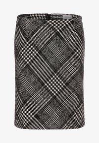 Apriori - A-line skirt - black/white - 3