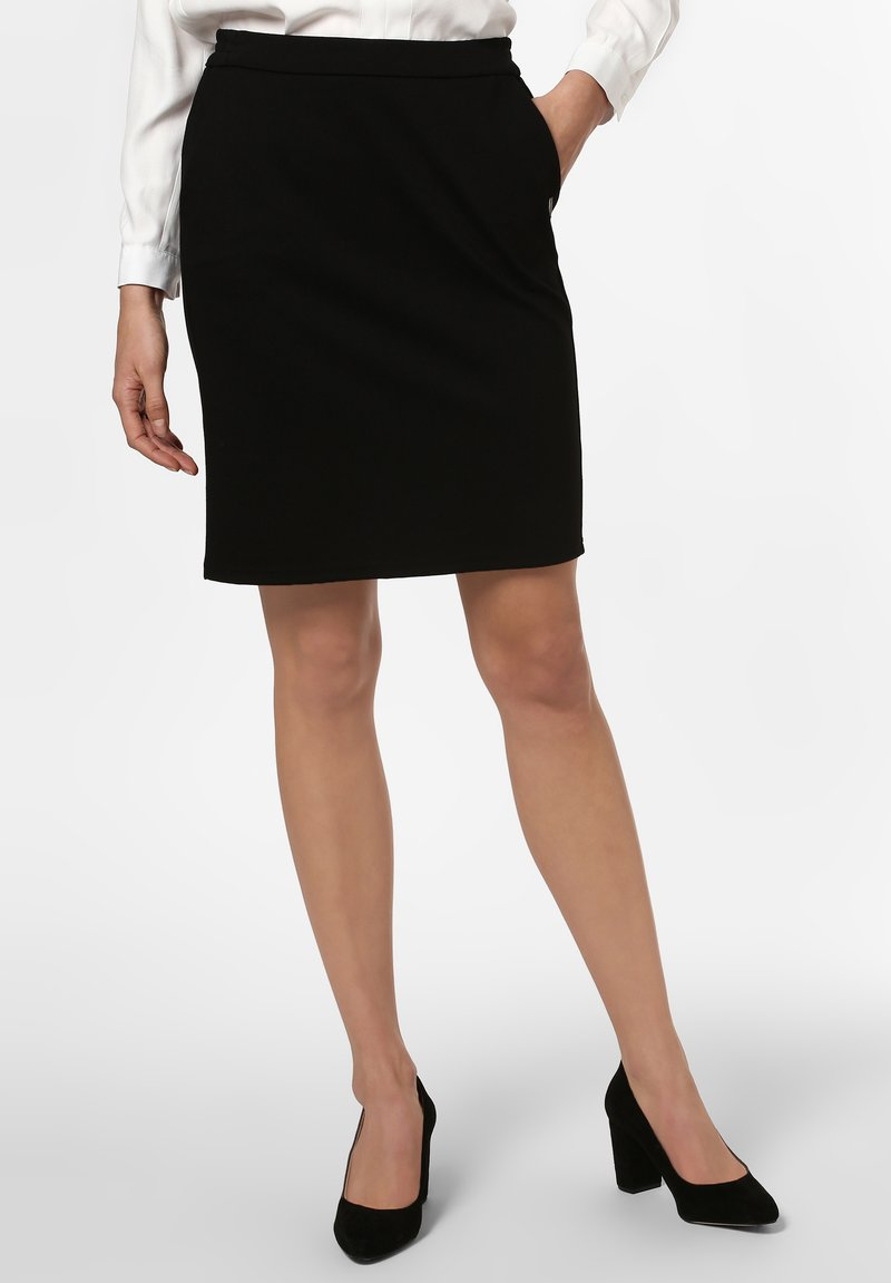 Apriori - Pencil skirt - black