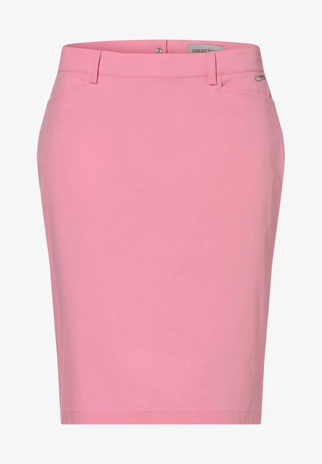Pencil skirt - pink