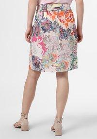 Apriori - A-line skirt - white - 1