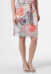 Apriori - A-line skirt - white - 0