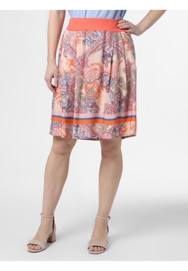A-line skirt - aprikot