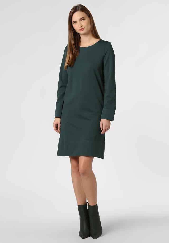 COSIMA - Jersey dress - tanne