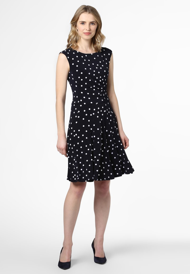 Apriori - Jersey dress - marine