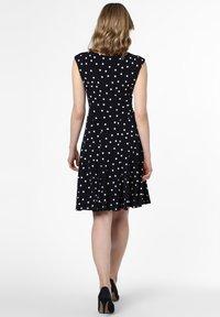 Apriori - Jersey dress - marine - 1