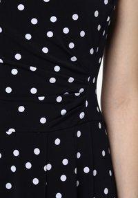 Apriori - Jersey dress - marine - 2