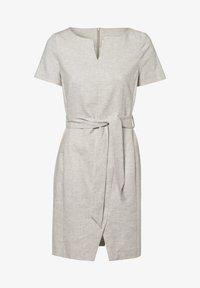 Apriori - Shift dress - grey - 3