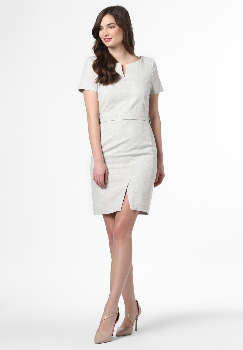 Apriori - Shift dress - grey