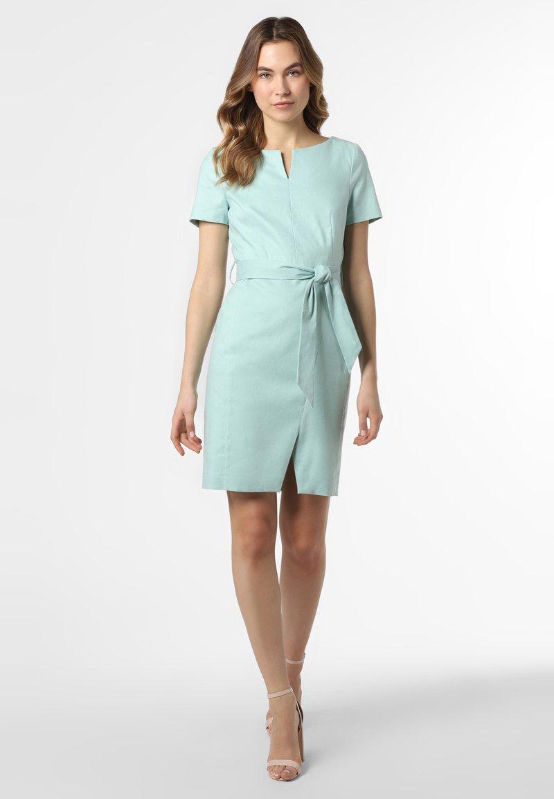 Apriori - Shift dress - mint