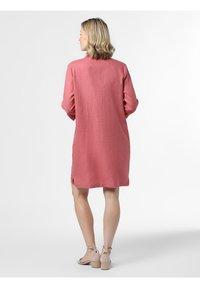 Apriori - Shirt dress - rosenholz - 1