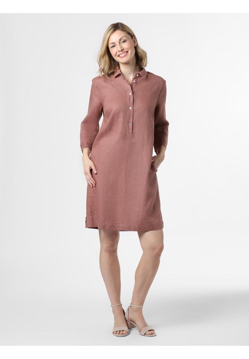 Apriori - Shirt dress - schlamm