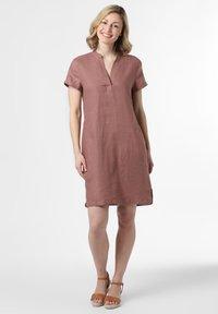 Apriori - Day dress - schlamm - 0