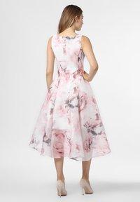 Apriori - Cocktail dress / Party dress - weiß rosa - 1