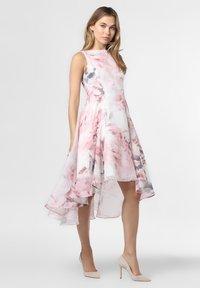 Apriori - Cocktail dress / Party dress - weiß rosa - 0