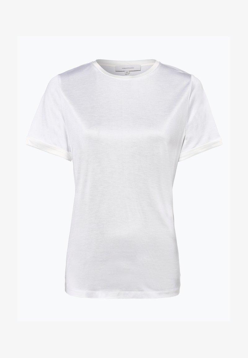 Apriori - Basic T-shirt - ecru