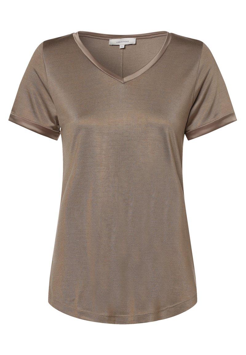 Apriori - Basic T-shirt - taupe