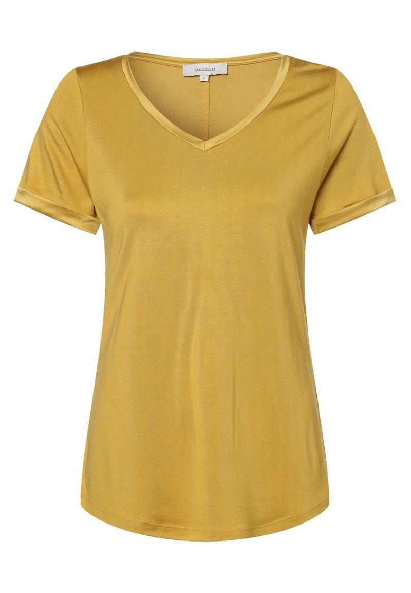 Apriori - Basic T-shirt - gelb