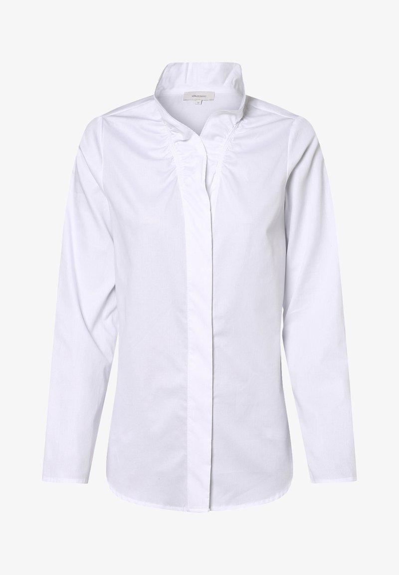 Apriori - Button-down blouse - weiß