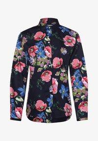 Apriori - Button-down blouse - marine rosa - 0