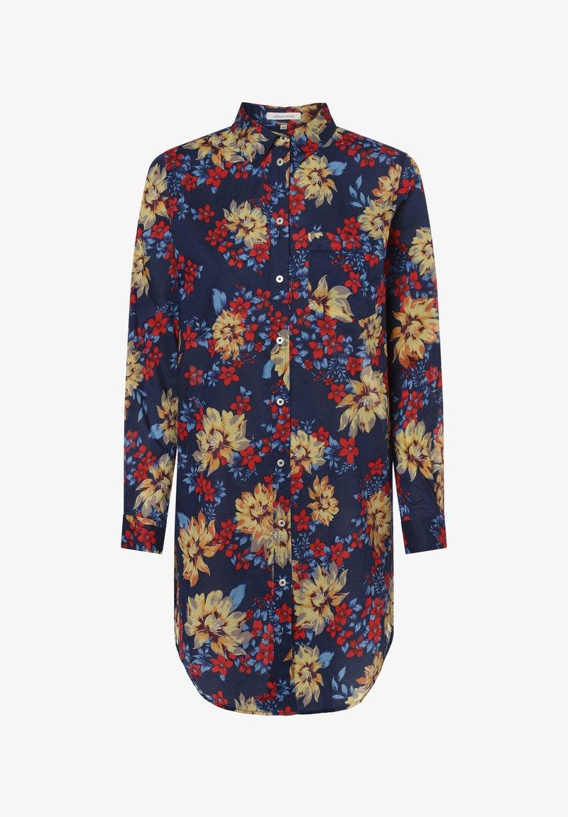 Apriori - APRIORI  - Button-down blouse - marine