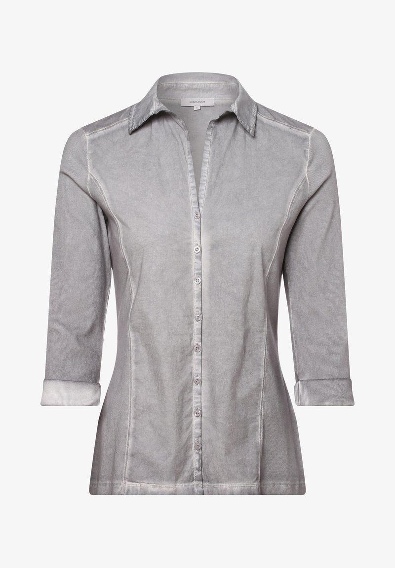 Apriori - Button-down blouse - grau