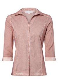 Apriori - Button-down blouse - rosenholz - 0