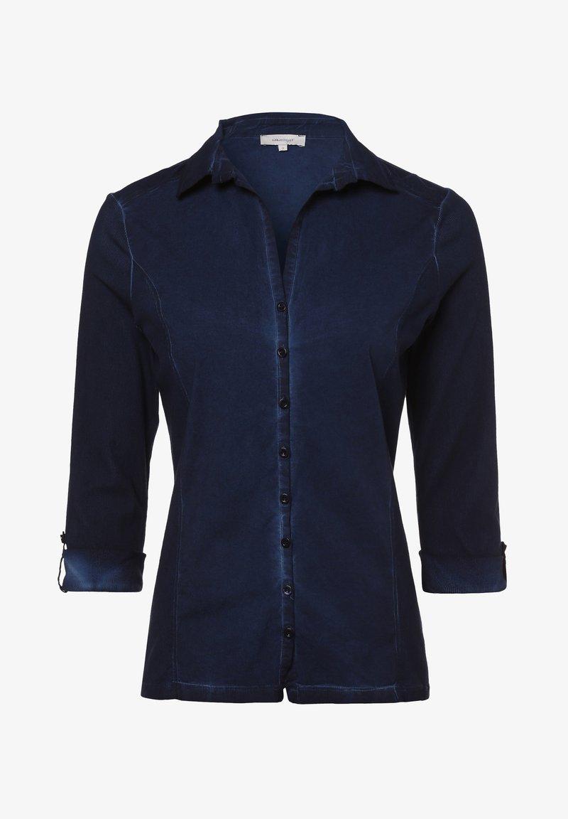Apriori - Button-down blouse - marine