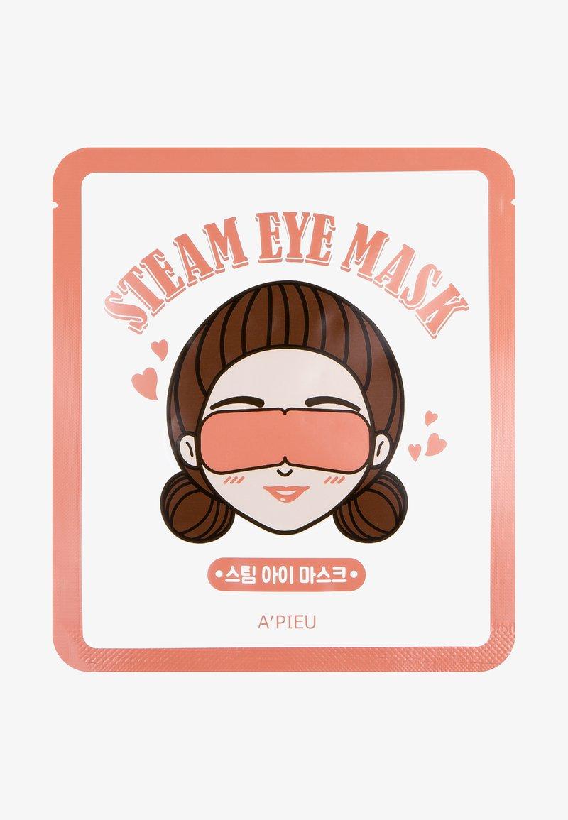 A'PIEU - STEAM EYE MASK 5 PACK - Set de soins du visage - -