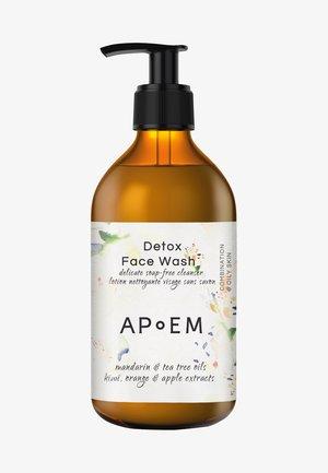 DETOX FACE WASH - Cleanser - detox face wash