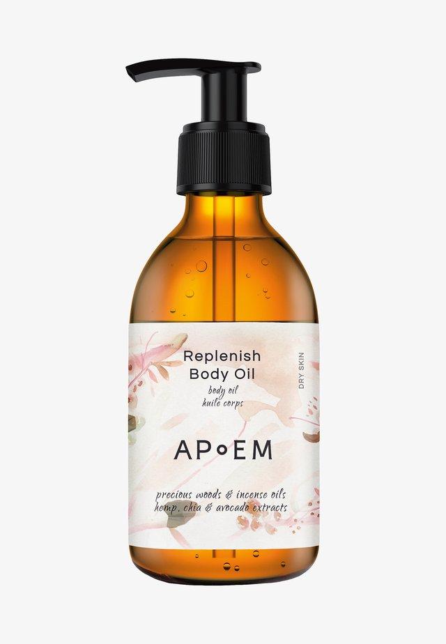 REPLENISH BODY OIL - Olej do ciała - replenish body oil