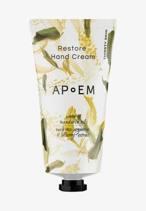 RESTORE HAND CREAM - Hand cream - restore hand cream