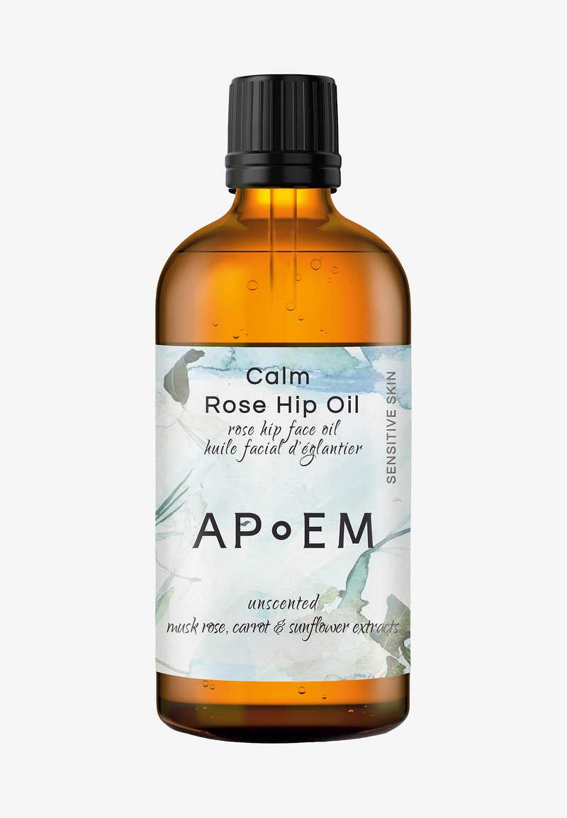 APoem - CALM ROSE HIP OIL - Gesichtsöl - calm rose hip oil