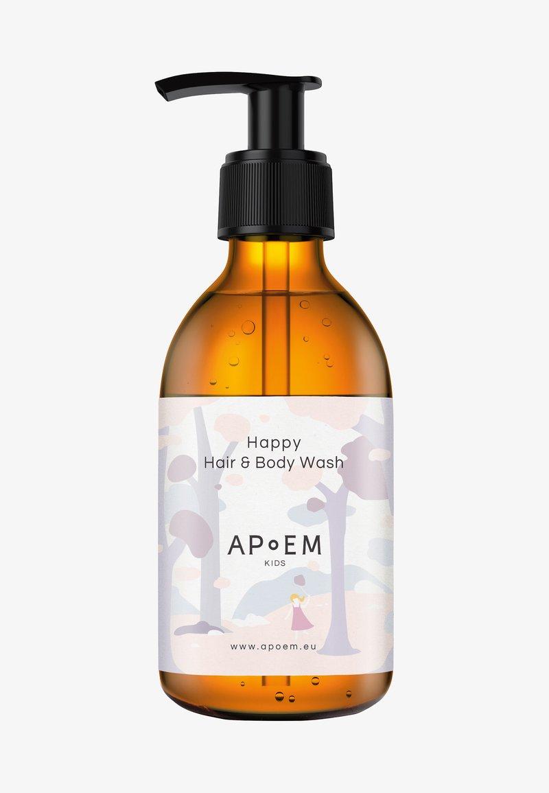 APoem - HAPPY HAIR & BODY WASH - Shower gel - happy hair & body wash