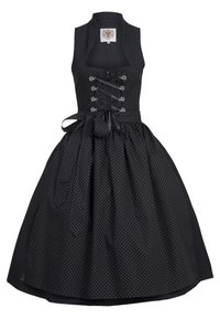 Apple of my eye - Dirndl - black - 0