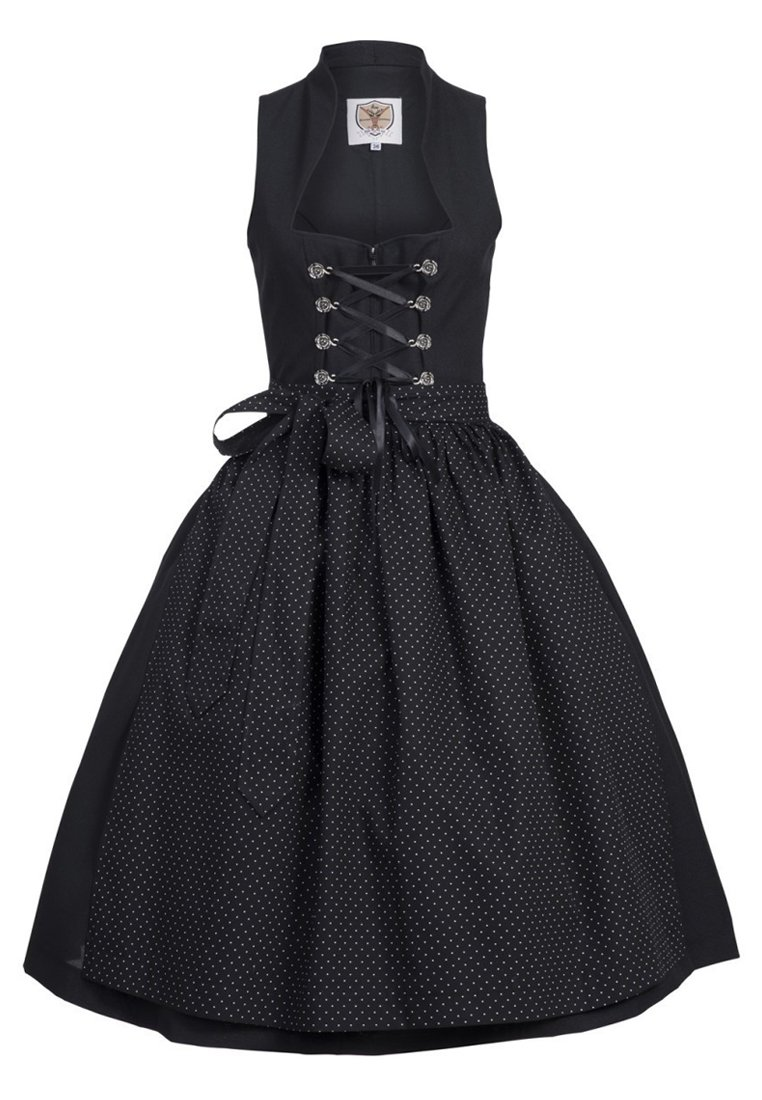 Apple of my eye - Dirndl - black